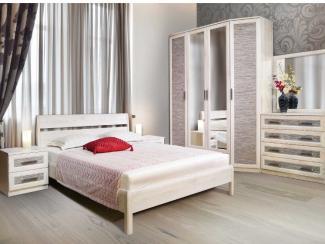 Спальня Андорра ясень