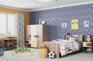 Детская Лакки модульная - Мебельная фабрика «КМК»