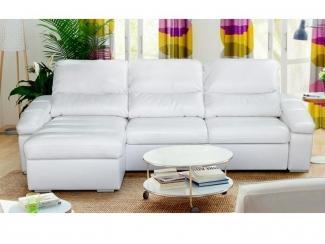 Угловой диван с оттоманкой Версаль 2 - Мебельная фабрика «Катрина»