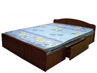Кровать Карина 01 - Мебельная фабрика «Гар-Мар»