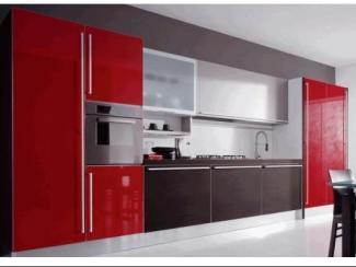 Кухонный гарнитур прямой 12 - Мебельная фабрика «Алиса»