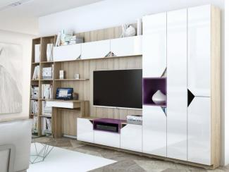 Гостиная стенка Аванти 1 - Мебельная фабрика «ВасКо»