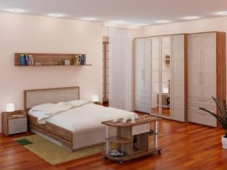 Спальный гарнитур СОЛО 21 - Мебельная фабрика «Балтика мебель»