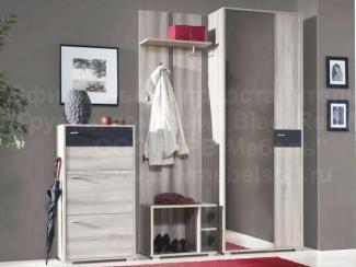 Прихожая прямая Мэй - Импортёр мебели «БРВ-Мебель (Black Red White)»