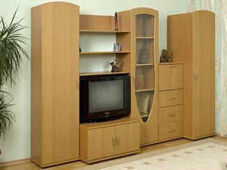Гостиная стенка Турин - Мебельная фабрика «Мебель плюс»