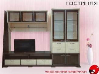 Гостиная стенка   - Мебельная фабрика «Айко»