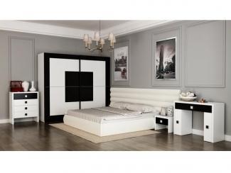 Спальня Сан-Ремо  - Мебельная фабрика «Лагуна»