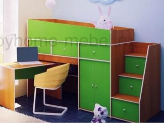 Кровать детская Облачко - Мебельная фабрика «Happy home»
