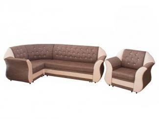 Угловой диван Султан 06 - Мебельная фабрика «Гар-Мар»