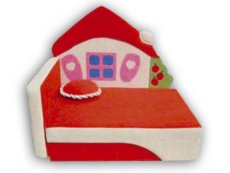 Диван детский Домик - Мебельная фабрика «Арбат»