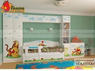 Детская Винни 1 - Мебельная фабрика «Галина»