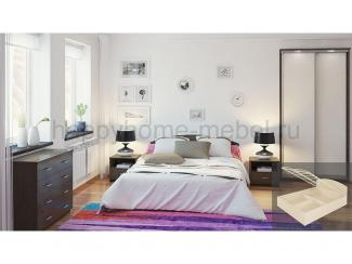 Спальный гарнитур FELICITA 5 - Мебельная фабрика «Happy home»