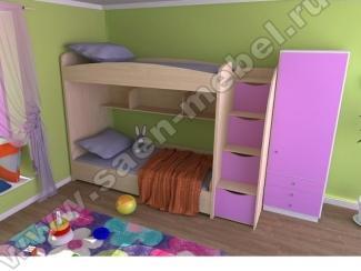 Детская 5 - Мебельная фабрика «SaEn»