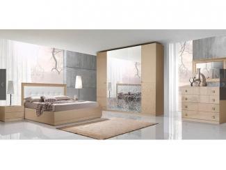 Спальный гарнитур Роза 1 - Мебельная фабрика «Ярцево»