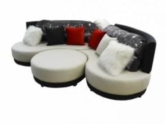 Современный угловой диван Александрия - Мебельная фабрика «Viktoria»