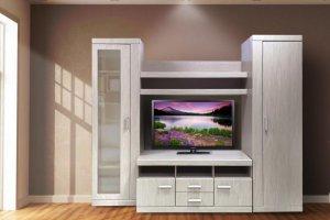 Гостиная КАРМЕН 2 - Мебельная фабрика «Долес»
