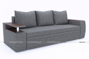 Раскладной диван МВС Мустанг Тройка еврокнижка - Мебельная фабрика «Фабрика МВС»