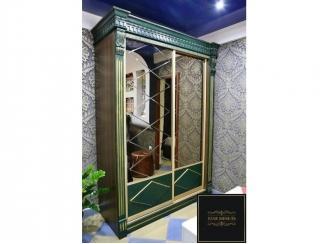 Стильный шкаф-купе с зеркалом - Мебельная фабрика «STAR мебель»