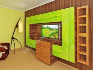 Гостиная стенка Весна - Мебельная фабрика «ИнтерМебельДизайн»