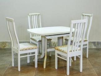Стол обеденный раздвижной - Мебельная фабрика «Rits»