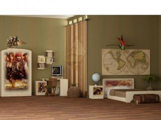 Детская Пираты  - Мебельная фабрика «Ивушка»