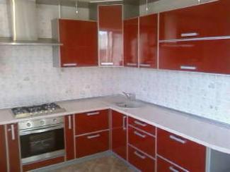 Кухонный гарнитур угловой пластик - Мебельная фабрика «Мебелла»