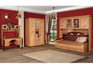 Красивая мебель для спальни Ралли 2 - Мебельная фабрика «Яна»