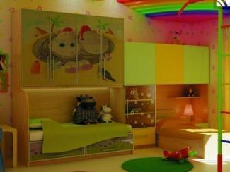 Шкаф  для детской 7