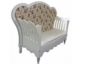 Детская дизайнерская кровать с ортопедическим матрасом - Мебельная фабрика «Фабрика-Интерьеров»