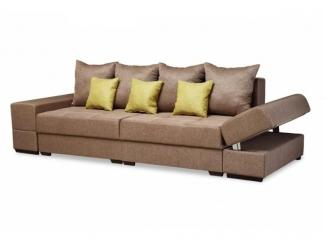 Прямой диван Нефрит 2 - Мебельная фабрика «Союз мебель», г. Краснодар