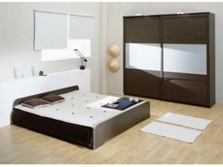 Элегантный спальный гарнитур  - Мебельная фабрика «Шкаffыч»