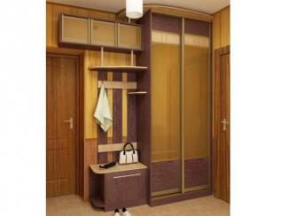 Прихожая прямая узкая - Изготовление мебели на заказ «Мега»