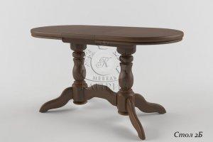 Деревянный стол 2Б - Мебельная фабрика «Каприз»