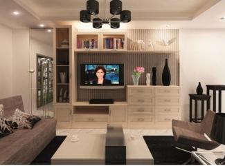 Гостиная Ария 8 - Мебельная фабрика «Азбука мебели»
