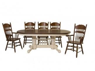 Обеденная группа MK-1104-PR - Импортёр мебели «M&K Furniture»