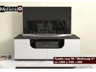 Тумба под ТВ Мебелеф-2 - Мебельная фабрика «МебелеФ»