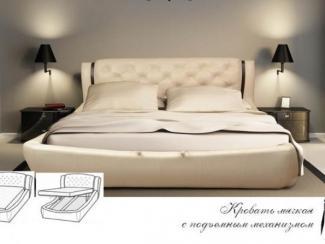 Кровать мягкая с подъемным механизмом - Мебельная фабрика «Мистер Хенк»
