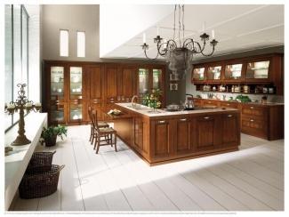 Кухонный гарнитур SIEPI CILIEGIO - Мебельная фабрика «ЕВРОПЛАК»