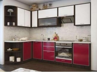 Кухонный гарнитур угловой   - Мебельная фабрика «Кухни Заречного»