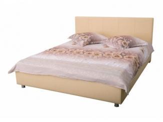 Кровать с мягкой спинкой - Мебельная фабрика «Премиум»