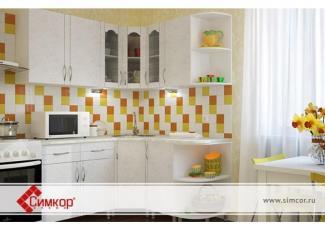 Кухня Пластик №4 - Мебельная фабрика «Симкор»