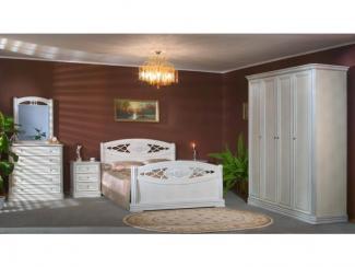 Спальня Екатерина  - Мебельная фабрика «Фавор»