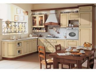 Кухня угловая Positano