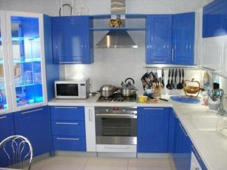 Кухня угловая 07 - Мебельная фабрика «Мебель от БарСА», г. Киров