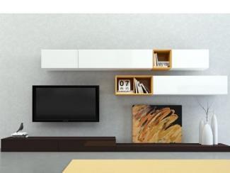 Гостиная стенка Sibox B009 - Мебельная фабрика «Астрон»