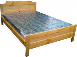 Деревянная кровать Дачная 2 - Мебельная фабрика «Усад», г. Муром