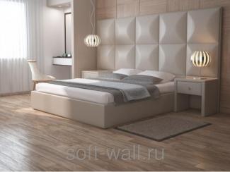 Кровать VISION - Мебельная фабрика «SoftWall», г. Омск
