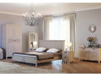 Спальня коллекция Арт 2 - Мебельная фабрика «ARVA (ООО Интерьерсервис)»