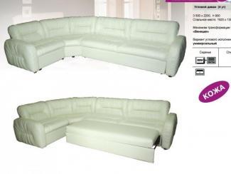 Угловой диван Крокус 6 Элит - Мебельная фабрика «КМК (Красноярская мебельная компания)»