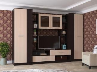 Гостиная Аризона 5 - Мебельная фабрика «Центр мебели Интерлиния»